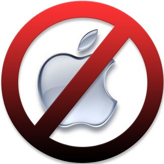 no-apple